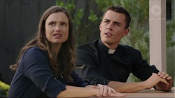 Amy Williams, Jack Callaghan in Neighbours Episode 7416