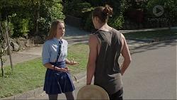 Piper Willis, Tyler Brennan in Neighbours Episode 7417