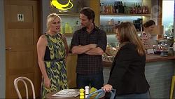 Lauren Turner, Brad Willis, Terese Willis in Neighbours Episode 7417