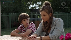 Jimmy Williams, Amy Williams in Neighbours Episode 7417