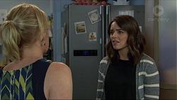 Lauren Turner, Paige Smith in Neighbours Episode 7417