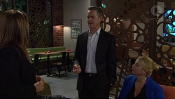 Terese Willis, Paul Robinson, Lucy Robinson in Neighbours Episode 7417