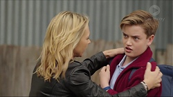Steph Scully, Charlie Hoyland in Neighbours Episode 7418
