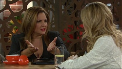 Terese Willis, Madison Robinson in Neighbours Episode 7418