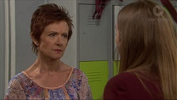 Susan Kennedy, Piper Willis in Neighbours Episode 7418