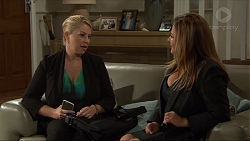 Lucy Robinson, Terese Willis in Neighbours Episode 7418