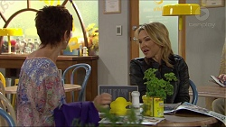 Susan Kennedy, Steph Scully in Neighbours Episode 7419