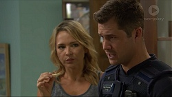 Steph Scully, Mark Brennan in Neighbours Episode 7420