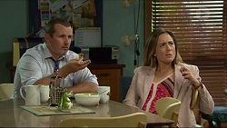 Toadie Rebecchi, Sonya Mitchell in Neighbours Episode 7420