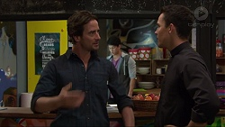 Brad Willis, Jack Callaghan in Neighbours Episode 7420