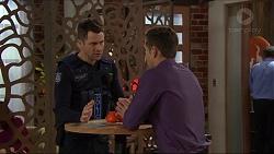 Mark Brennan, Aaron Brennan in Neighbours Episode 7420