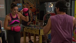 Paige Smith, Dustin Oliver in Neighbours Episode 7420