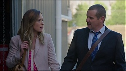 Sonya Mitchell, Toadie Rebecchi in Neighbours Episode 7420