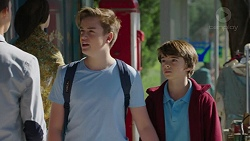 Charlie Hoyland, Jimmy Williams in Neighbours Episode 7421