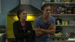 Paige Smith, Tyler Brennan in Neighbours Episode 7421