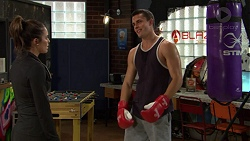 Paige Novak, Jack Callaghan in Neighbours Episode 7421