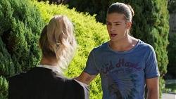 Madison Robinson, Tyler Brennan in Neighbours Episode 7421