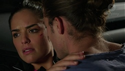 Paige Smith, Tyler Brennan in Neighbours Episode 7422