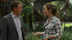 Paul Robinson, Amy Williams in Neighbours Episode 7422