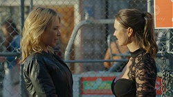 Steph Scully, Amy Williams in Neighbours Episode 7422