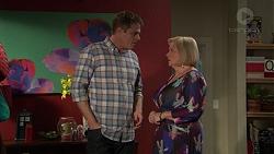 Gary Canning, Sheila Canning in Neighbours Episode 7423