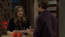 Amy Williams, Ryan Prescott in Neighbours Episode 7423