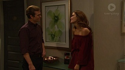 Gregory Jenkins, Elly Conway in Neighbours Episode 7424