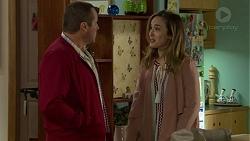Toadie Rebecchi, Sonya Mitchell in Neighbours Episode 7424