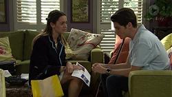 Alison Gore, Ben Kirk in Neighbours Episode 7424