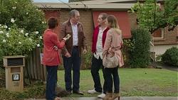 Susan Kennedy, Karl Kennedy, Toadie Rebecchi, Sonya Mitchell in Neighbours Episode 7424