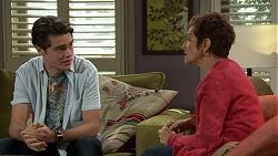 Ben Kirk, Susan Kennedy in Neighbours Episode 7424