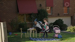 Steph Scully, Nell Rebecchi in Neighbours Episode 7424