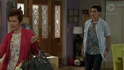 Susan Kennedy, Ben Kirk in Neighbours Episode 7425