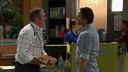 Karl Kennedy, Brad Willis in Neighbours Episode 7426
