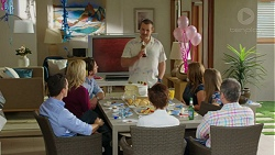 Jack Callahan, Lauren Turner, Brad Willis, Toadie Rebecchi, Susan Kennedy, Terese Willis, Piper Willis, Karl Kennedy in Neighbours Episode 7426
