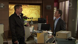 Gary Canning, Paul Robinson in Neighbours Episode 7427