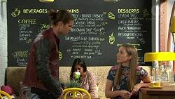 Tyler Brennan, Piper Willis in Neighbours Episode 7427