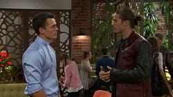 Jack Callahan, Tyler Brennan in Neighbours Episode 7427
