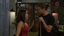 Paige Smith, Tyler Brennan in Neighbours Episode 7427