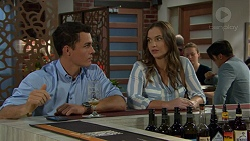 Jack Callaghan, Amy Williams in Neighbours Episode 7428