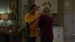 Brad Willis, Lauren Turner in Neighbours Episode 7428