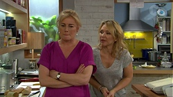 Lauren Turner, Steph Scully in Neighbours Episode 7428