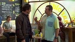 Brad Willis, Toadie Rebecchi in Neighbours Episode 7428