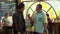 Brad Willis, Toadie Rebecchi in Neighbours Episode 7428