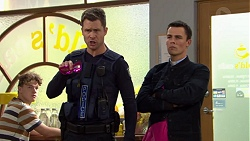 Mark Brennan, Jack Callaghan in Neighbours Episode 7429