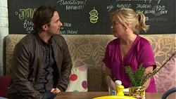 Brad Willis, Lauren Turner in Neighbours Episode 7429