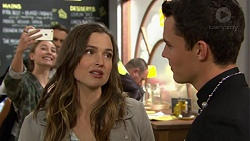 Amy Williams, Jack Callaghan in Neighbours Episode 7429