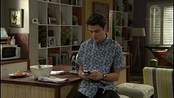 Ben Kirk in Neighbours Episode 7430