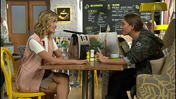 Madison Robinson, Piper Willis in Neighbours Episode 7430