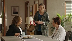Terese Willis, Piper Willis, Susan Kennedy in Neighbours Episode 7430